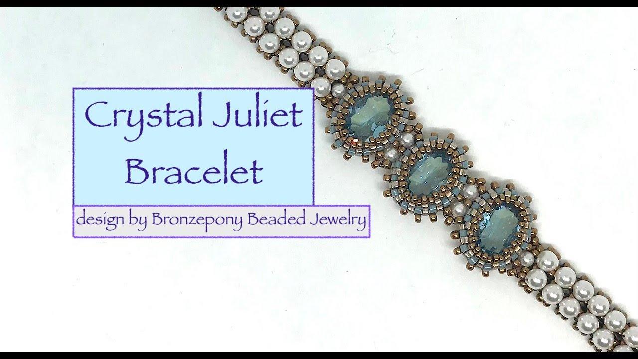 Crystal Juliet Bracelet