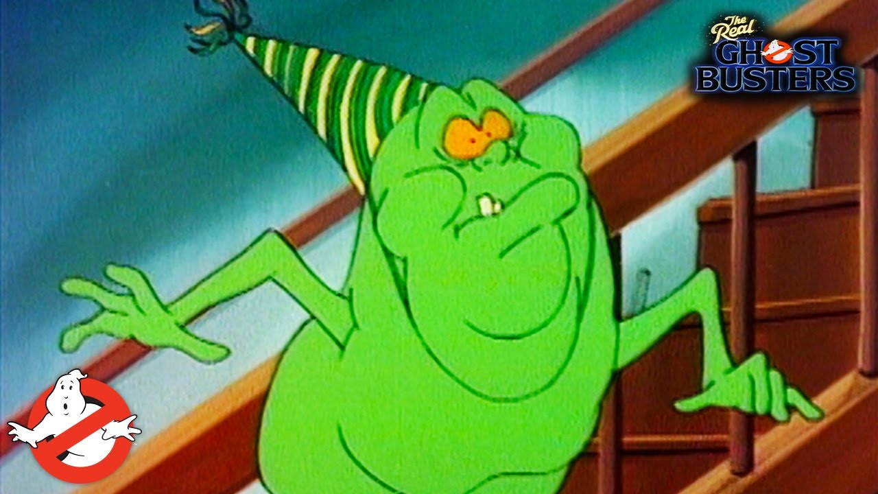 Download Slimer, Come Home!   The Real Ghostbusters Ep 4   Animated Series   GHOSTBUSTERS