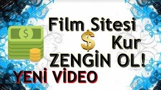 Film Sitesi Kurma İnternetten Para Kazanma