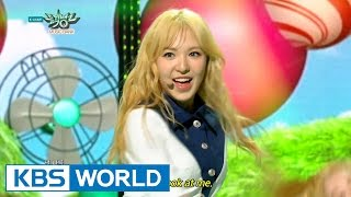 Gambar cover Red Velvet (레드벨벳) - Ice Cream Cake [Music Bank HOT Stage / 2015.04.03]