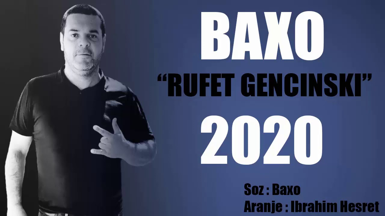 Baxo - Rufo Gencinski Efsanevi Oğru 2020 (Official Music)