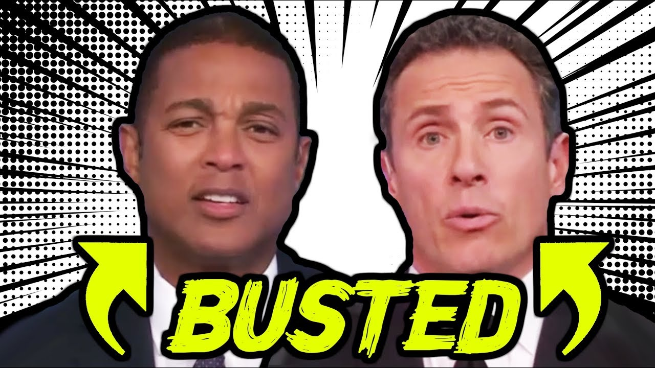 BUSTED: Undeniable Proof of CNN's Double Standards - Dronetek Politics