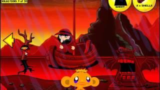 видео игра обезьянки играть бесплатно