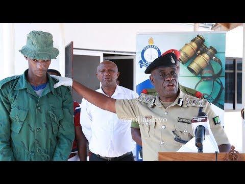 Mwanajeshi tapeli alivyoingia kwenye mikono ya RPC MUROTO