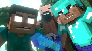Annoying Villagers 18 Trailer - Minecraft Animation