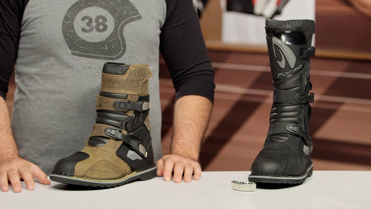 Forma Terra EVO & EVO Low Boots Review