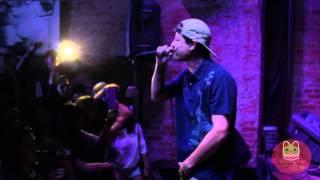 Lil Supa en Costa Rica - Lil Supa en concierto