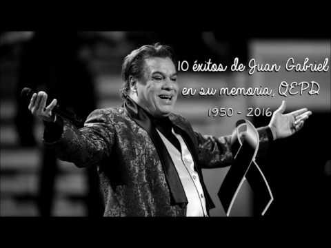2. Juan Gabriel - Lo Nuestro Fue Un Sueño (10 Éxitos De Juan Gabriel)