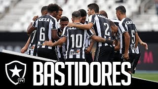 Bastidores   Botafogo 1 x 0 América-MG   Brasileirão