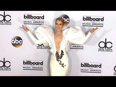 Celine Dion Larger Than Life At The Billboard Music Awards