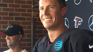 Video: Matt Ryan discusses the Falcons