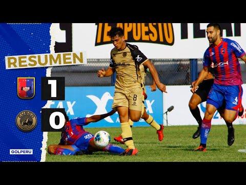 Alianza Huanuco Cusco Goals And Highlights