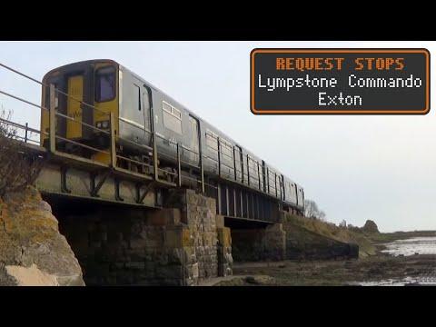 Lympstone Commando & Exton Request Stops