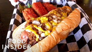 We Ate The Most Iconic Foods In Denver On A $50 Budget