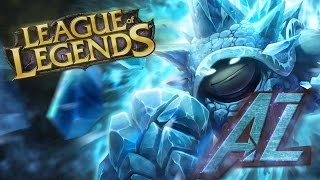 A-Z League of Legends: Rammus - AP JUNGLER wjeżdża do akcji
