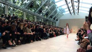 The Burberry Prorsum Womenswear S/S14 Show Highlights - shot entirely with iPhone 5s thumbnail