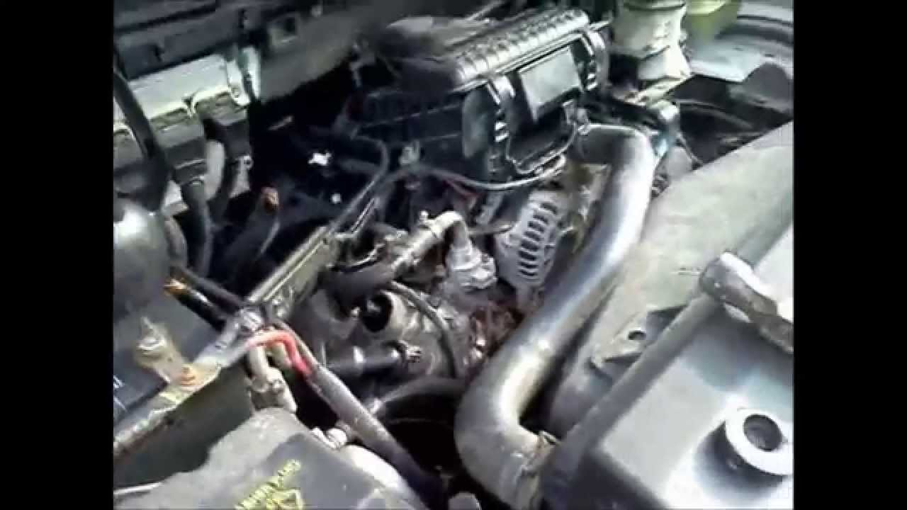 2005 54 3v Vct Solenoid Replacement Ford Expedition Youtube F150 Wiring Diagram