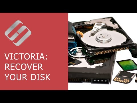 How to Use Victoria to Test and Fix Your Hard Disk in 2018 👨💻🛠️💻