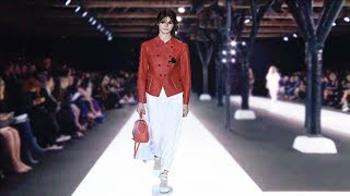 Emporio Armani | Spring/Summer 2018 | London Fashion Week