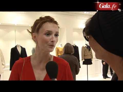 Interview d'Audrey Marnay pour sa collection Claudie Pierlot