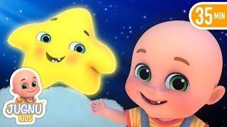 Chanda hai tu | hindi poems |  Hindi Rhymes for Children by Jugnu Kids