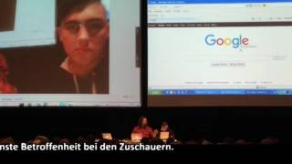 Live-Hacking-Vortrag für Schüler in Trier