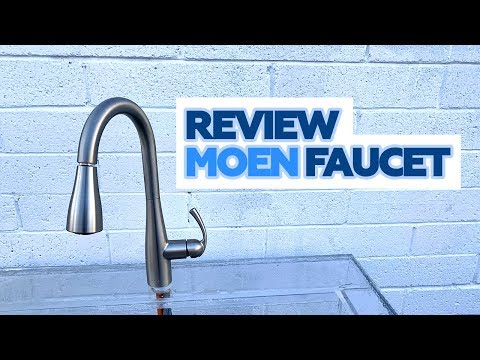 handle high arc pulldown kitchen faucet