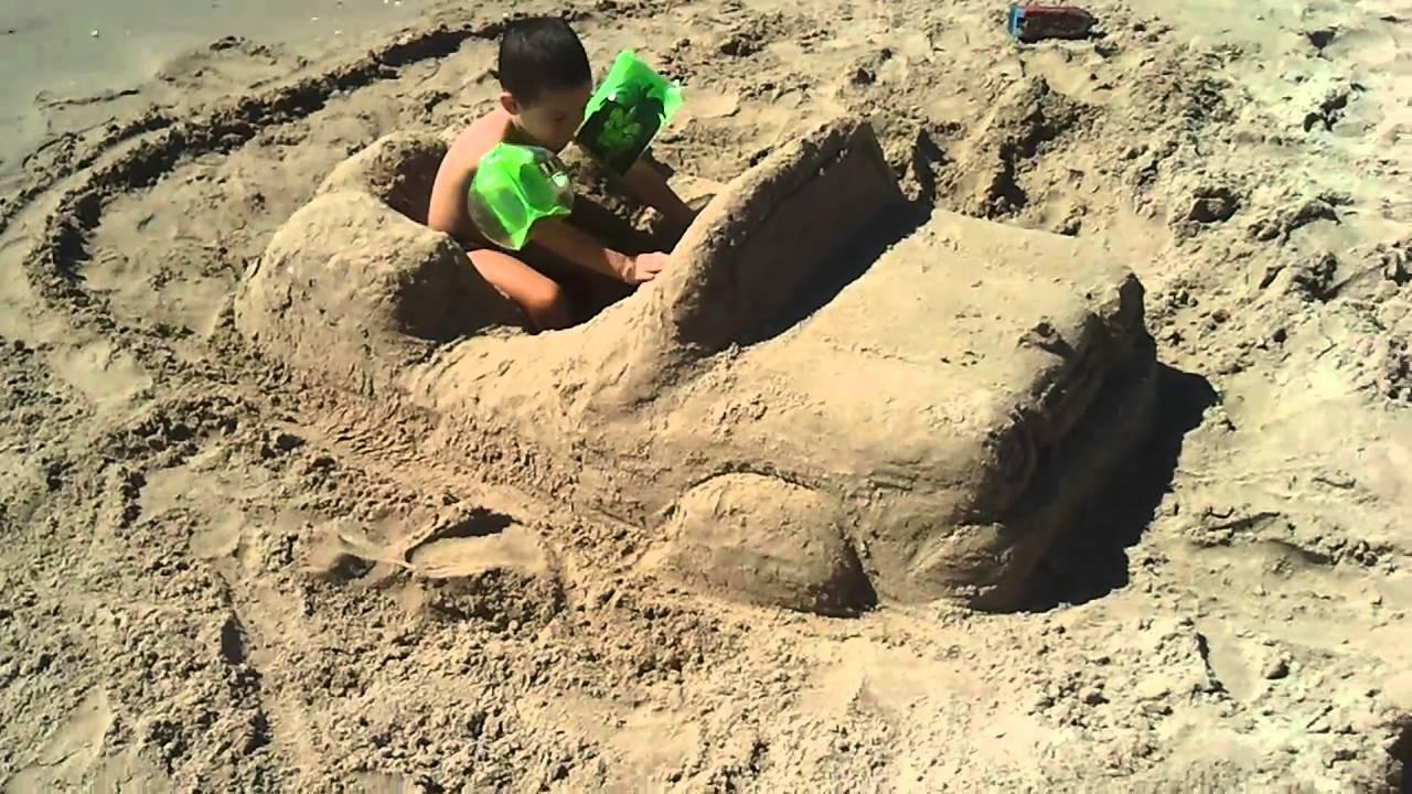 macchina di sabbia CASA IDEA CASAMASSIMA - YouTube