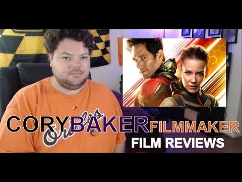 Ant-Man and The Wasp (Movie Review: Paul Rudd, Evangeline Lilly, Michael Douglas)