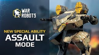 Review: special ability Assault Mode