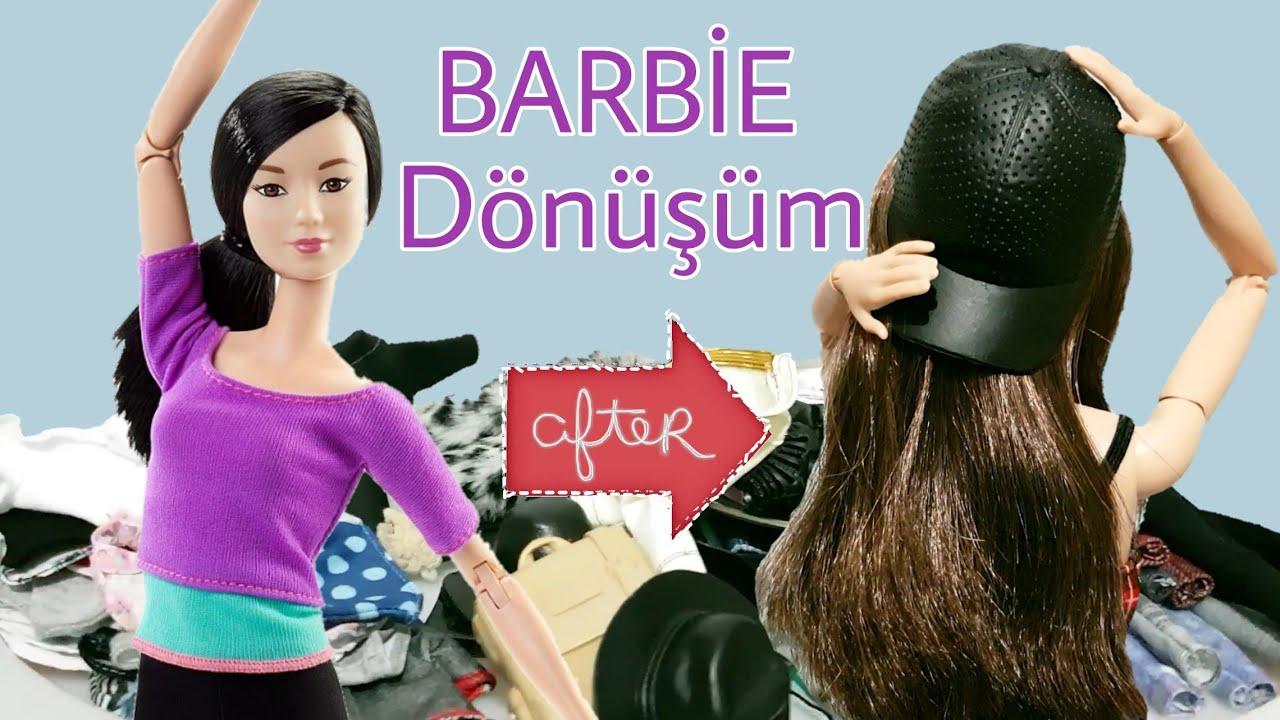 Zevgin vs Fakir Oyuncak Bebek / 10 Kendin Yap Tarzı Barbie Fikirleri