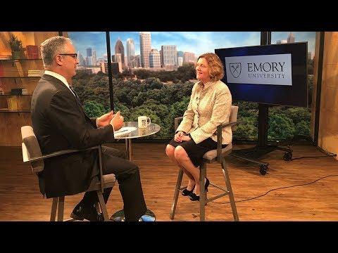 Atlanta Business Chronicle profiles Emory President Claire E. Sterk