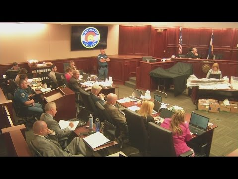Jurors 872 and 412 excused from theater shooting trial Mp3