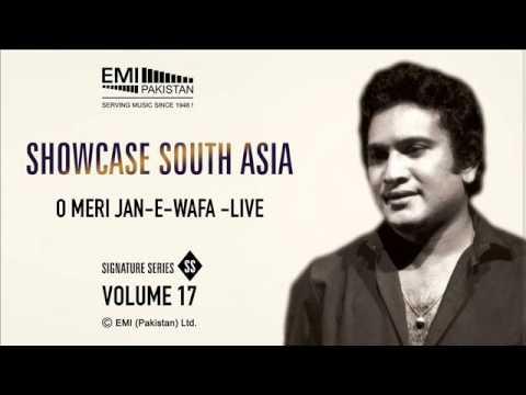 O Meri Jan-E-Wafa-Live