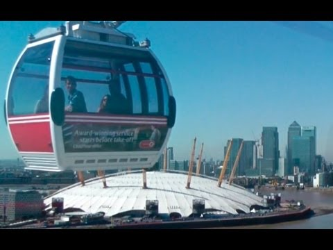 Emirates Air Line Cable Car - Transport for London