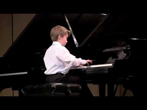 Alexandr Anisimov. First Place. US Open Music Competition. 2/24/18