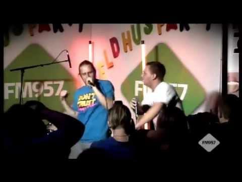 Eldhúspartý FM957 2012 - Steindi Jr. - Gull Af Mönnum
