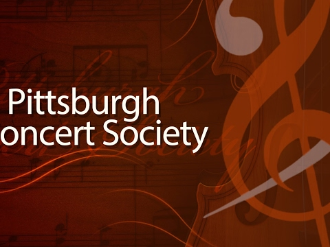 Pittsburgh Concert Society: Young Winners' Recital - Mar 12, 2017  [live stream]