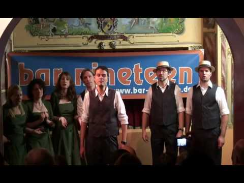 bar-nineteen---paris---acapella---wise-guys-cover