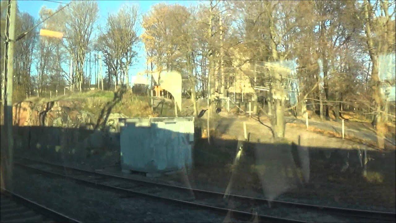 Helsinki Hämeenlinna Juna