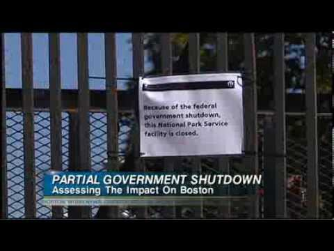 Impact Of Partial Government Shutdown In Boston