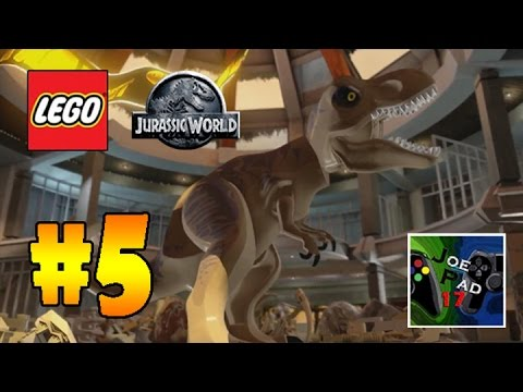 LEGO JURASSIC WORLD #5 [ITA] - Quando i dinosauri dominavano la terra! (HD)