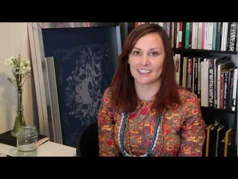 Marni Franks: Textile design & running a creative business.