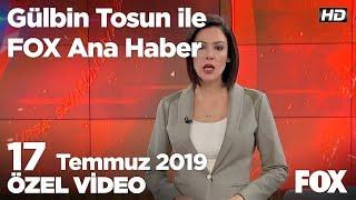 Trump: Türkiye S-400 aldı, artık F-35 alamaz... 17 Temmuz 2019 Gülbin Tosun ile FOX Ana Haber