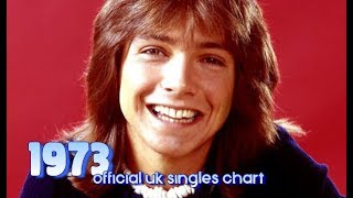 Top Songs of 1973 | #1s Official UK Singles Chart Video