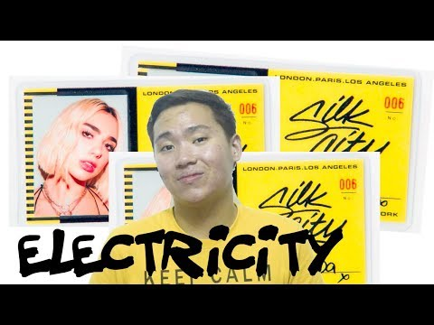 Silk City, Dua Lipa - Electricity (Official Video) ft. Diplo, Mark Ronson Reaction and Review