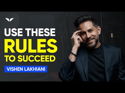 The Four Rules Of Life That Change Your View Of Everything | Vishen Lakhiani