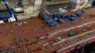 Queen Elizabeth-Class Aircraft Carriers - BBC News: The Editors [HD]