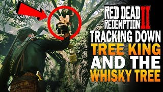 Gold Does Grow On Trees! The Tree King & The Whisky Tree! Red Dead Redemption 2 Secrets