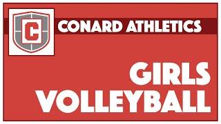 Conard Girls Volleyball JV/Varsity vs. RHAM - October 13, 2021